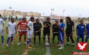 خاص بالصور..انتهاء الجولة الثانية من البطولة المجمعة لدورى مراكز الشباب لكرة القدم