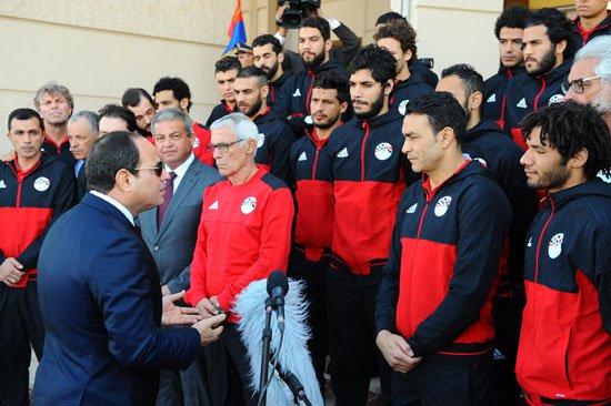بث مباشر شاهد مباراة مصر وتونس في تصفيات أمم أفريقيا 2019