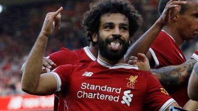 محمد صلاح بعد الفوز بجائزة أفضل لاعب: