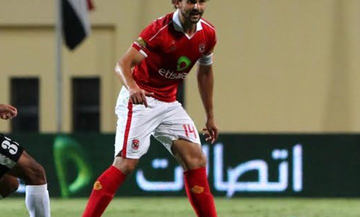 حسام غالي