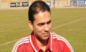 أحمد رءوف:الاهلي فريق عملاق رغم أي ظروف