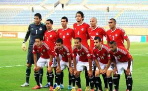 مصر تصنيف ثاني في الأدوار النهائية للتصفيات