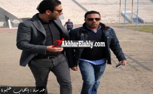 ميدو يطالب منصور بغلق باب الصفقات