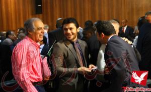 منتخب مصر يواجه جامايكا في لندن