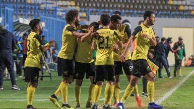 التعادل يحسم مباراة وادي دجلة والمصري