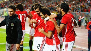 صلاح يواصل عقدة تريزيجيه أمام تونس ويخطف الأضواء